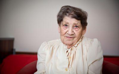Marta Szilárdová (*1923)